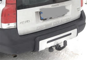 Volvo V70 referens dragkrok